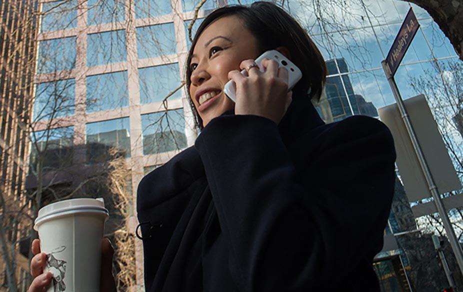 postgraduate-student-on-phone