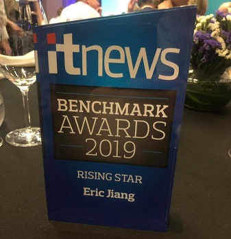 """Student recognised as """"Rising Star"""" for MonPlan"""