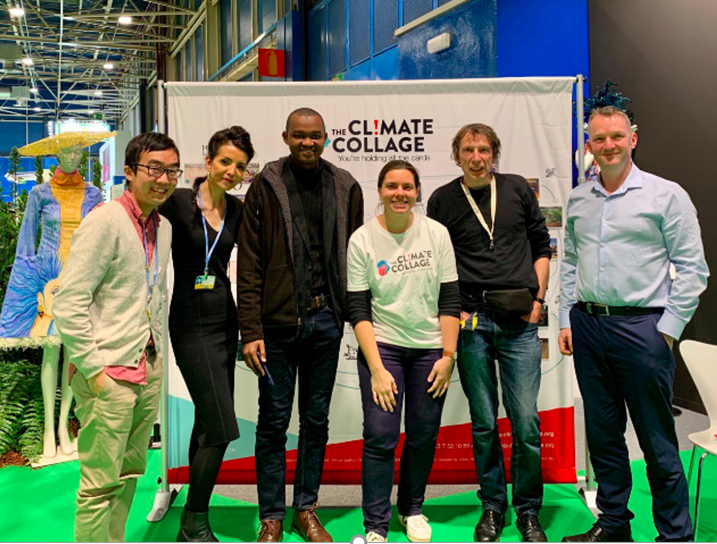 COP25 group image