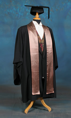 Faculty of Engineering. Colour: rose beige