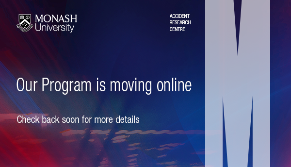 Our Program is moving online