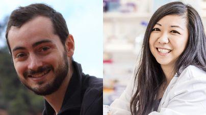 Matthew Pase and Yen Ying Lim