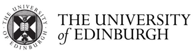 Uni of Edinburgh logo