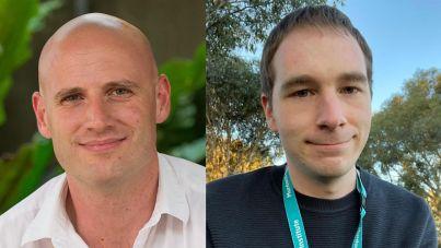 Alex Fornito and Stuart Oldham