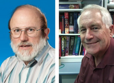 Professor Michael Abramson and Dr Tom Jeavons