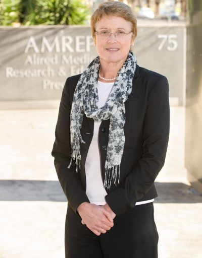 Professor Robin Bell