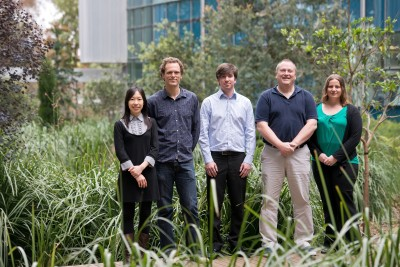 Monash researchers including Ms Khai Lee Loh, Dr Jan Petersen, Mr Stephen Scally, Dr Hugh Reid and Dr Sophie Broughton have visualised how the immune system responds to gluten.