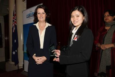 Ms Jie Yen Fan, Monash postgraduate researcher