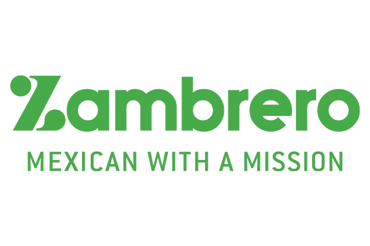 Mexican food from Zambrero