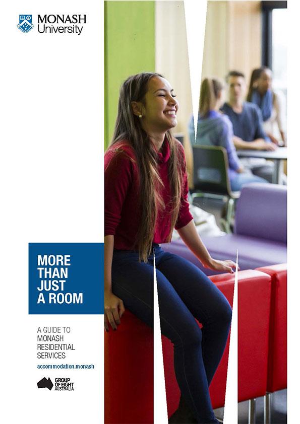 Monash Residential Services brochure 2015