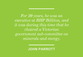 John Parrot