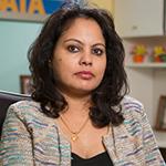 Ms Suja Chandrasekaran
