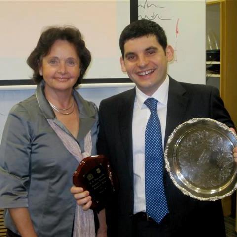 2011 Rosengarten Prize