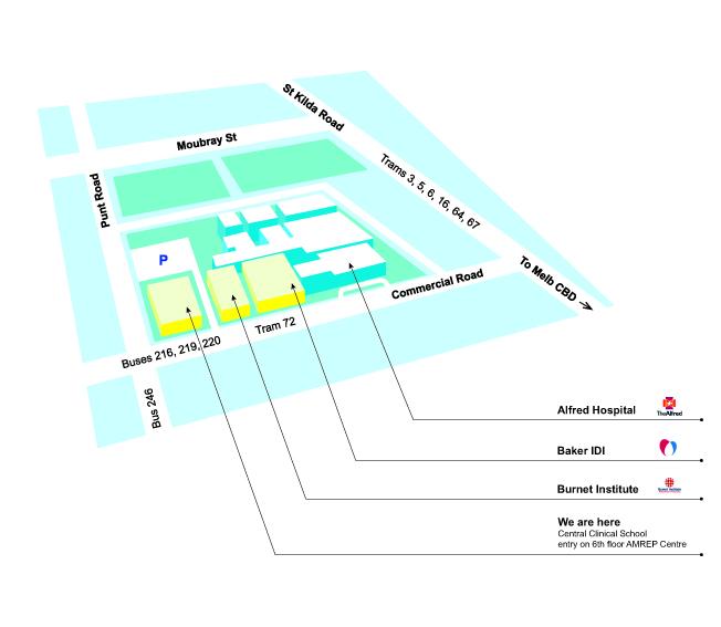 CCS AMREP Map