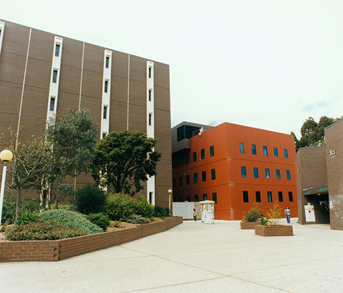 Monash University Archives, IN6093, Photographer Richard Crompton