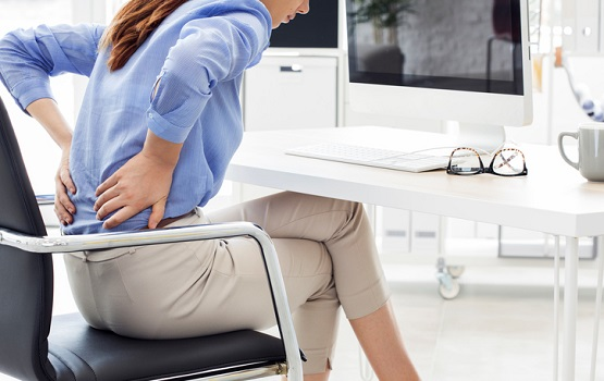 The Lancet reports low back pain as a global health issue