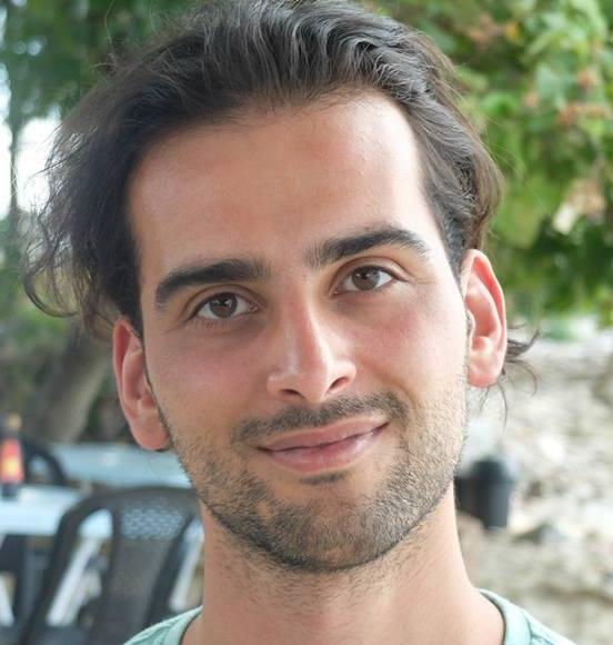 PhD candidate Matteo Dutto