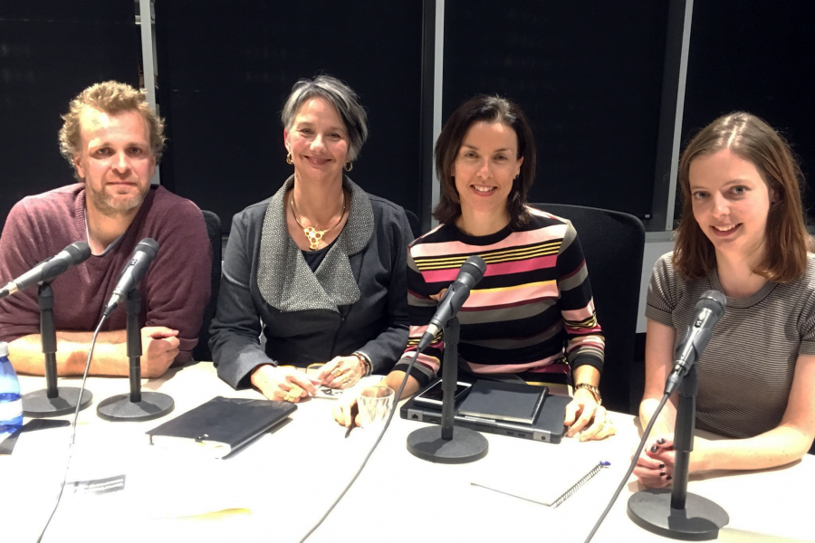 Blurred Boundaries: Podcasting as a new journalistic frontier