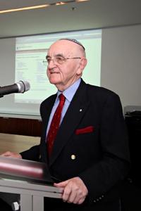 Professor Louis Waller