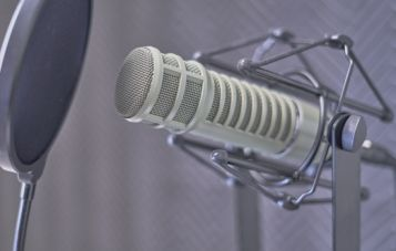 microphone for podcast 550x350