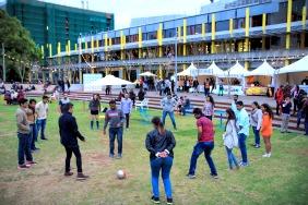 Caulfield campus street festival
