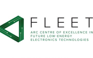 ARC Centre of Excellence in Future Low-Energy Electronics Technologies (FLEET) Logo