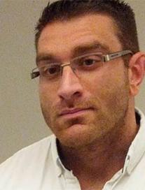 Research Fellow Giovanni DeLuca