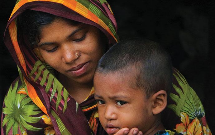 Bangladesh Woman