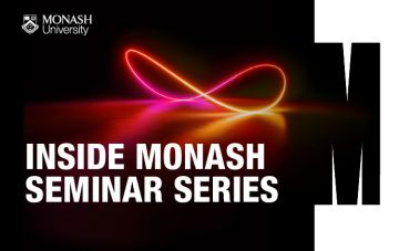 feature - Inside Monash event