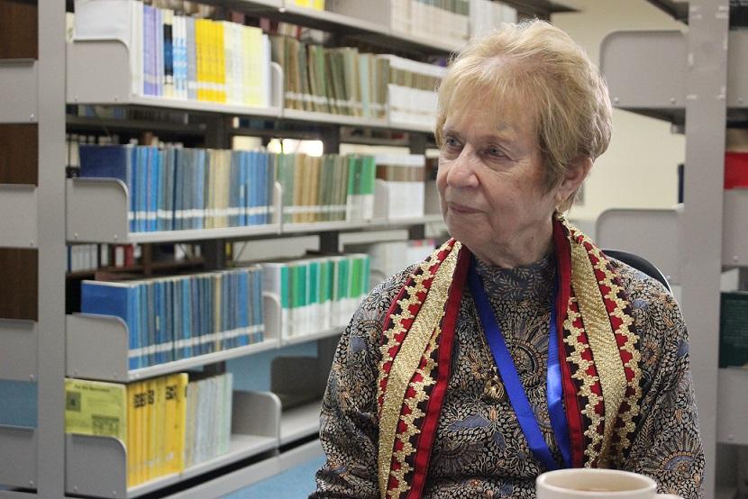 Emeritis Professor Margaret Kartomi