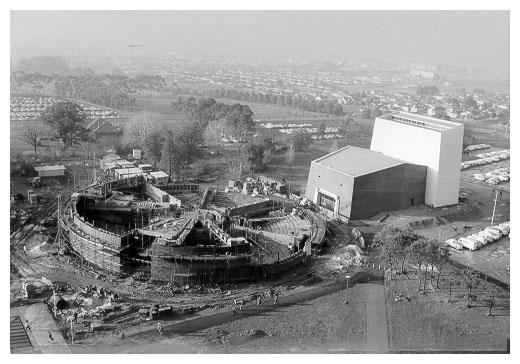 Rotunda Construction