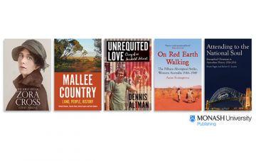 monash publishing books