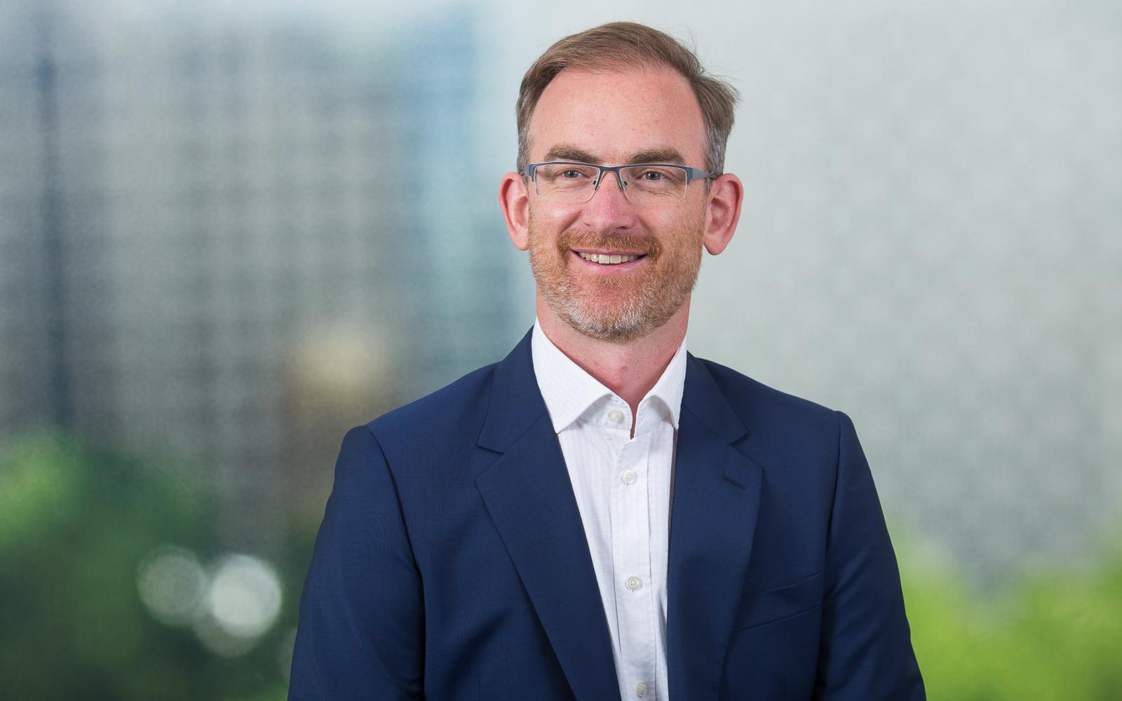 Will Symons, founding member of Green Steps