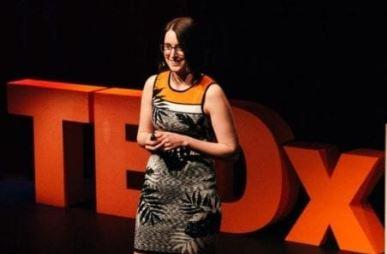 Dr Gemma Sharp, TEDx talk