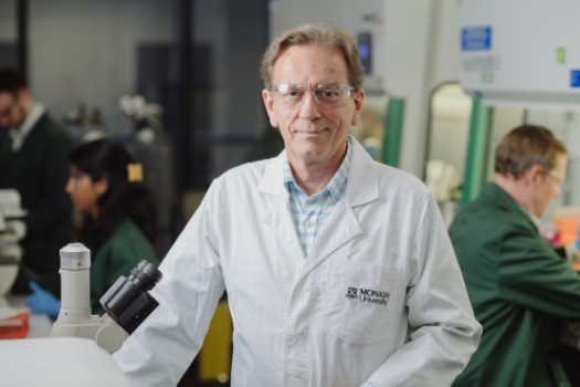 Professor Colin Pouto