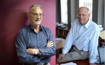 Dr Bob Birrell and Professor Andrew Markus