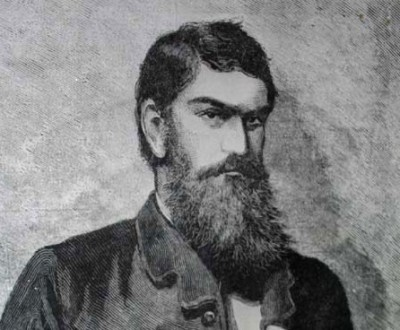 The notorious Ned Kelly