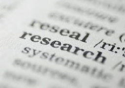 Dictionary definition of research