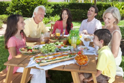 Grandparents may be even more likely tha parents to influence food habits in young children according to new research.