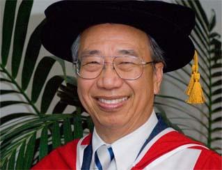 Professor Ho-Leung Fung (PhC 1967)