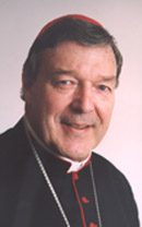 His Eminence Cardinal George Pell AC (MEd 1982)