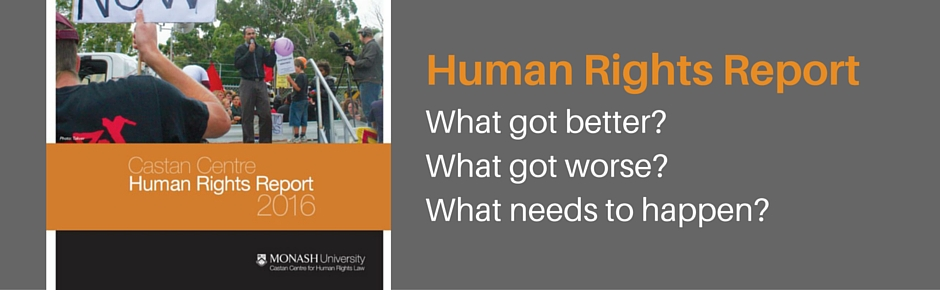 castan human rights essay Castan centre for human rights law 5,609 likes 103 talking about this based in the law faculty at monash university, the castan centre for human.