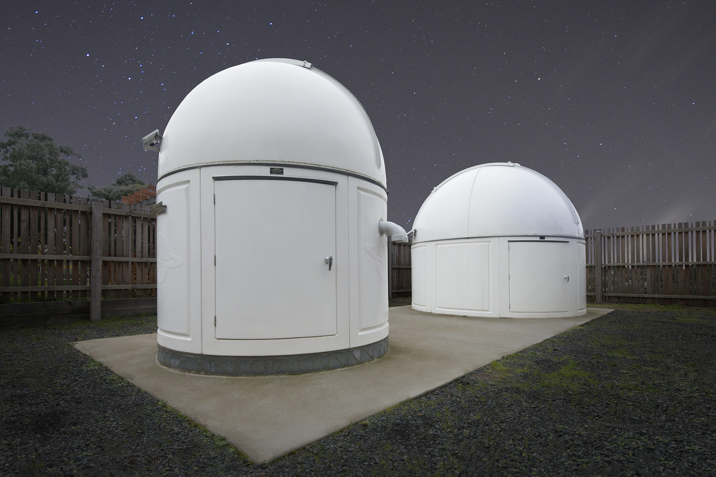Photo of Hutton-Westfold Domes