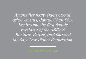 Jannie Chan Shew Lee