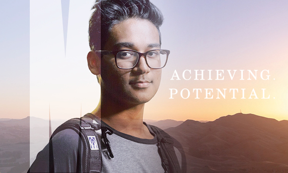 Achieving Potential Scholarships
