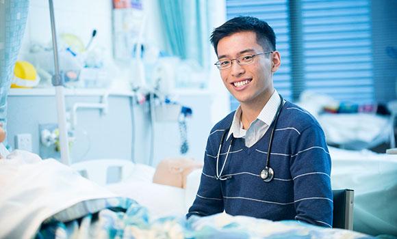 Considering a career in medicine?