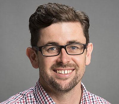 Professor Kieran Harvey