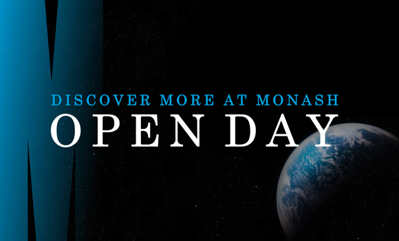 Monash Open Day 2017