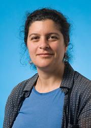 Photograph of Dr Anna Peeters