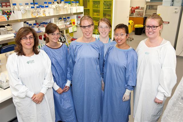 Molecular Endocrinology Laboratory